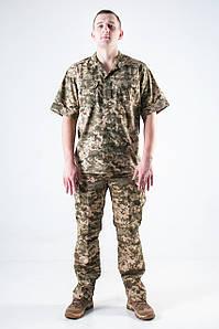 """Рубашка короткий рукав """"Украина-5"""""""