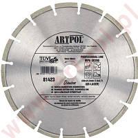 Алмазный диск 230 х 22,2 мм, сегментная, лазер, для гранита /ar