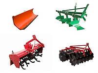 Навесное оборудование к тракторам