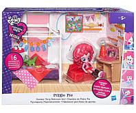 Пижамная вечеринка c Пинки Пай - Игровой набор мини-кукол Equestria Girls Minis Hasbro