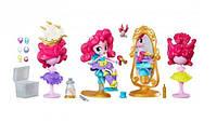 Салон красоты Пинки Пай - Игровой набор с мини куклой Май Литл Пони Equestria Girls Minis Hasbro (My little Pony), фото 1