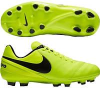 Детские футбольные бутсы  Nike JR Legend VI FG 819186-707, фото 1