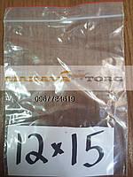 120 Х 150 Пакеты струна с замком Zip-Lock