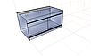 Террариум 100х60х50 см. для сухопутных черепах, фото 8