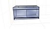 Террариум 100х60х50 см. для сухопутных черепах, фото 7