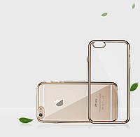 Силіконовий TPU чехол Skyline для IPhone 6 / 6S (4,7 дюйма)