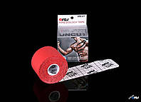 ARES TAPE 5CM X 5M UNCUT RED