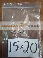 150 Х 200 Пакеты струна с замком Zip-Lock
