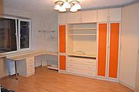 Комплект мебели с Горизонтальной кроватью-трансформер
