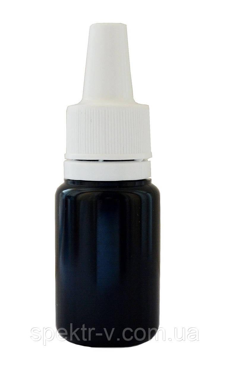 Краска JVR Revolution Kolor, black #105,10 ml