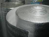 Алюфом фольгированный односторонний газо-вспененный, 3мм