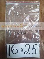 160 Х 250 Пакеты струна с замком Zip-Lock