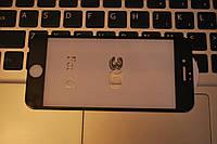 Защитное 3D стекло Tempered Glass for IPhone 7 Black, F2008