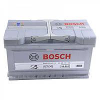 Аккумулятор Bosch S5 010 Silver Plus 85Ah 12V (0092S50100),