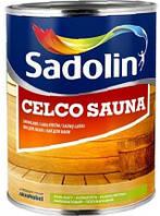 Лак для саун CELCO SAUNA Sadolin, 2.5л