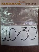 200 Х 300 Пакеты струна с замком Zip-Lock