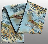 Яркий, модный женский  шарф VENERA (ВЕНЕРА) C270025-blue