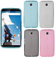 Силиконовый чехол для Motorola Nexus 6