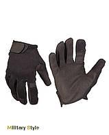 Боевые сенсорные перчатки (Black)