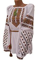"Вишита жіноча блузка ""Леонор"" (Вышитая женская блузка ""Леонор"") BN-0094"