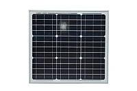 Солнечная батарея (панель) Altek ALM-30M, 30 Вт, фото 1