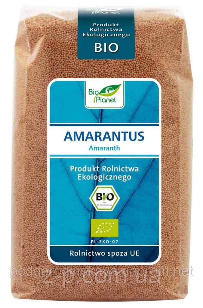 Амарант Bio Planet, 500 г