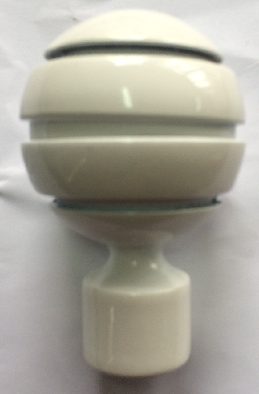 EМ 235 д.19мм белый