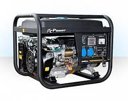 Бензиновый генератор Q-Power GG7000LE (5,5 кВт)