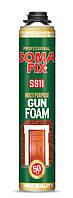 Пена монтажная SOMA FIX S911 GUN FOAM 50LT  (750ml)