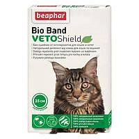Ошейник Beaphar Bio от блох, клещей и комаров для кошек и котят, 35 см