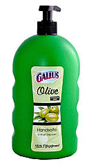 Жидкое мыло Gallus Olive 1л.