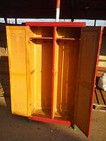 Шкаф деревянный после кап. ремонта