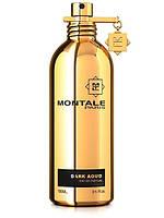 Нишевая копия ОАЭ Montale Paris Dark Aoud 100ml