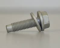 Болт крепления подушки двигателя на Renault Dokker 1.5dCi 2012-> — Renault (Оригинал) - 7703002726