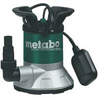 Погружной насос для чистой воды и откачки со дна Metabo TPF 7000 S
