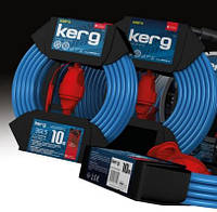 Удлинитель 30м 3х2,5мм2 h07bq-f сине-красный
