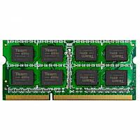 Модуль памяти для ноутбука SoDIMM DDR3 8GB 1600 MHz Team (TMD3L8G1600HC11-S01).