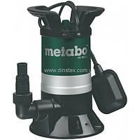 Дренажный насос для грязной воды Metabo PS 7500 S