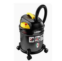 Lavor пылесос, черный, фредди 4w1 1200w 20л