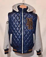 Куртка-жилетка  для мальчиков и подростков