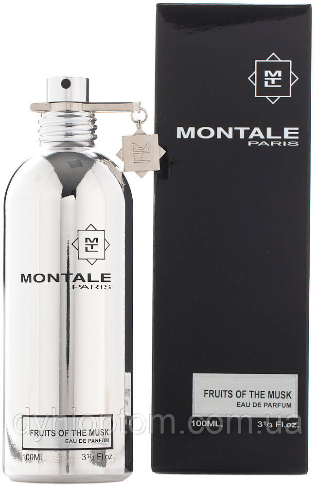 Парфюмерия унисекс Montale Paris Fruits Of The Musk 100ml