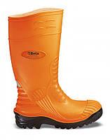 BETA Рабочие сапоги 7328n (оранжевые) - размер 40