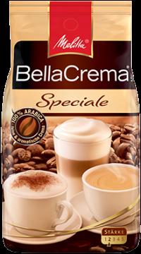 Кофе в зернах Melitta BellaCrema Speciale 1000г, фото 2