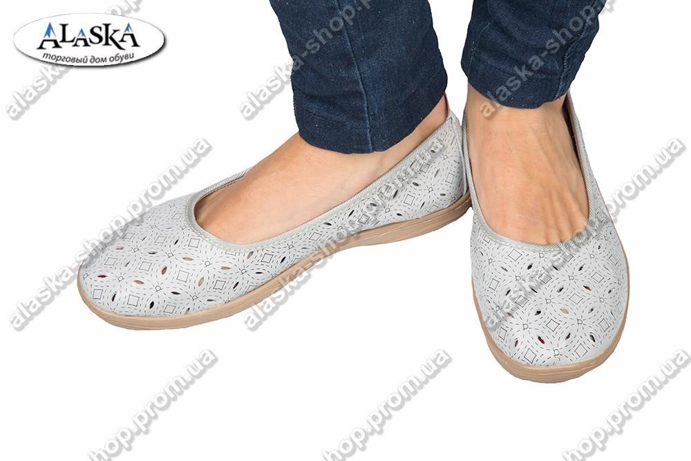 Женские туфли синие (Код: 1-15А)