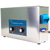 Ультразвуковой очиститель VGT-1910QT, 10 литров