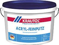 Шпаклевка финишная Krautol Acryl-Feinputz, 16кг