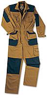 BETA Комбинезон рабочий, из материала T/C 210g, (коричневый) 7935 – размер M