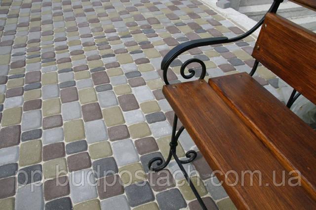Популярність тротуарної плитки