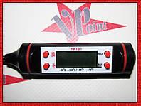 Цифровой градусник термометр TP101 со щупом иглой 50 см.