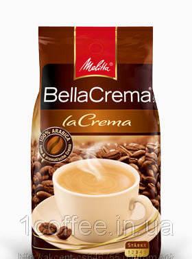 Кофе в зернах Melitta BellaCrema LaCrema 1000г, фото 2